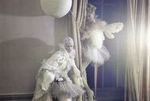 White Halloween Costumes / by Bella Umbrella