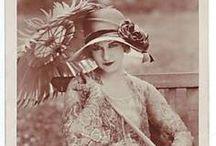 Vintage Umbrella 1920-1930 / by Bella Umbrella