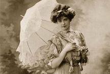 Vintage Umbrella 1900-1920 / by Bella Umbrella
