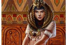Ancient Egypt / by Diana Gentimir