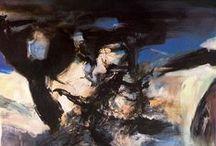 Art contemporain / Peintures, sculptures, dessins du XXe et XXIe siècle / by Robert HIET