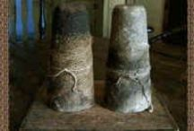 Primitive  : Early & Early Inspired / So many wonderful Primitive` Earlies to collect!!  / by Suze : Blacktavernprimitives