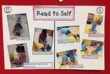 Daily 5 / Ideas for implementing Daily 5 / by Early Childhood Education-NEISD