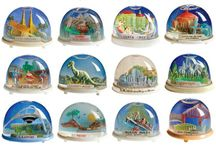 Snowglobes / by Laurell Newton
