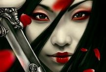 Weaponry and Warriors  / by Gina Stabile