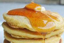 breakfast ideas. / by Micayla Annmarie