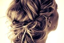 hairstyles. / by Micayla Annmarie