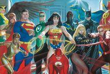 DC Universe / by Snudda