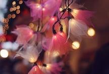 Fairy lights / by Alison de Chazal