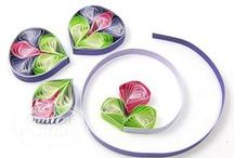 Quilling how-to's / by Heather Robinson