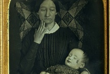 victorian postmortem photography, and celebrity / by elly gay