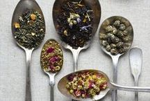 Tea / Herbs, teas, and spices that directly relate to our health. / by Amanda Sprague