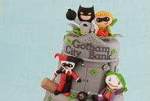 Geeky Cakes / by Dynamite Cakes