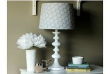 DIY Home Decor / Ideas to spruce up your home that you can make with your own two hands! / by Samantha @ Five Heart Home