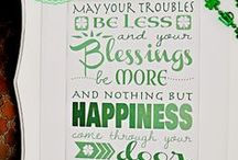 {Holidays} St. Patrick's Day / by Samantha @ Five Heart Home
