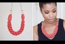 Jewelry: DIY / by Ella Luiting