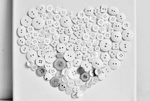 Art: Button Collages / by Ella Luiting