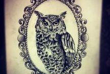 Tattoo ideas / by G R