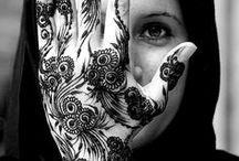 TATTOOS/ MEHENDI tarafından / Intricate and amazing./Tamra Kimzey