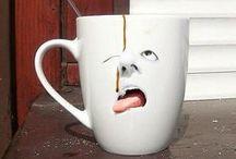 COFFEE tarafından / Coffee... Drinks, mugs, culture.  /Tamra Kimzey