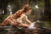 Fairyland / fairy art / by rebecca garden