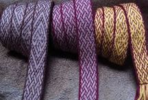 tablet weaving / by Maenad