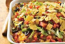 yummy recipes  / by Christy Wills Glowacki