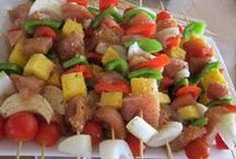 Recipes for the Grill / by Margy Davis