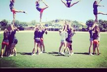 cheer . Cheer . C H E E R ! / Only Cheerleading :) / by Montana Eichelberger