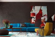 Inspired interiors / by Cat Lee
