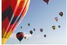 Hot Air Balloons / by Nancy Badillo