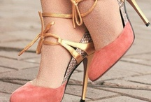 Shoes / by Vintage Bettie