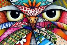 Art Inspiration / by Jennifer Brigham