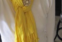 fashion / scarves / by Jenny Stern