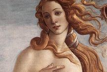 Sandro Botticelli / by mina bakgraag