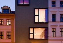 architecture / by Elisa Escovar