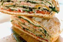 sandwiches / by Elisa Escovar
