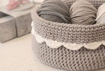 Crochet projects / by Izuk Floridetei