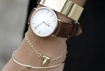 Bangles, bracelets & watches / by Amber Summarsell