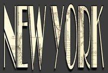 New York  / by Wendy Derry