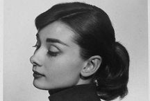 Audrey / by V F