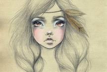 Art - Inspiration / by Sharon-Dewi