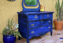 Furniture Painting & Refinishing: Inspiration and How-To / by Katerina Syntelis