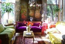 Bohemian Hookah Lounge / by Katerina Syntelis