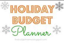 Holidays on a Budget / by CU Money Sense
