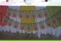 Wedding and Shower Ideas / by Tracy Hulett