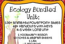 Ecology Sharing Board / This board features all things Ecology!  Please pin FOUR ideas for every paid product! Happy Pinning! / by Getting Nerdy With Mel and Gerdy