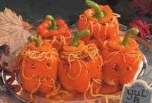 Halloween Healthy Snacks / by Clybiau Plant Cymru Kids' Clubs