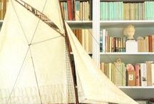 Nautical / nautical interiors for the Ivar Haglund in all of us / by Ivar's