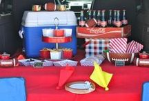 Tailgating - Ivar's Style / Tailgating / by Ivar's